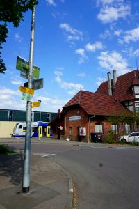 Bahnhof Neuffen