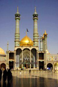 iran qom, esfahan, yazd, shiraz