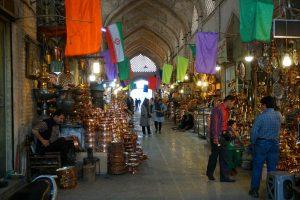 Iran Reiserouten