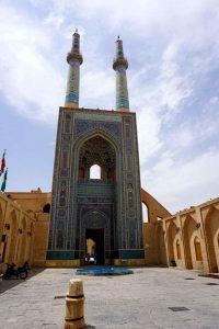 Iran Reiseroute