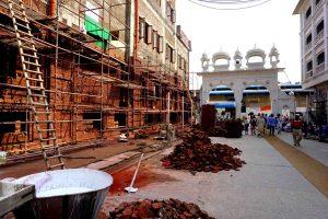 Amritsar an eine der gefährlichsten Grenzen der Welt