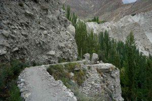 Wanderungen in Hunza