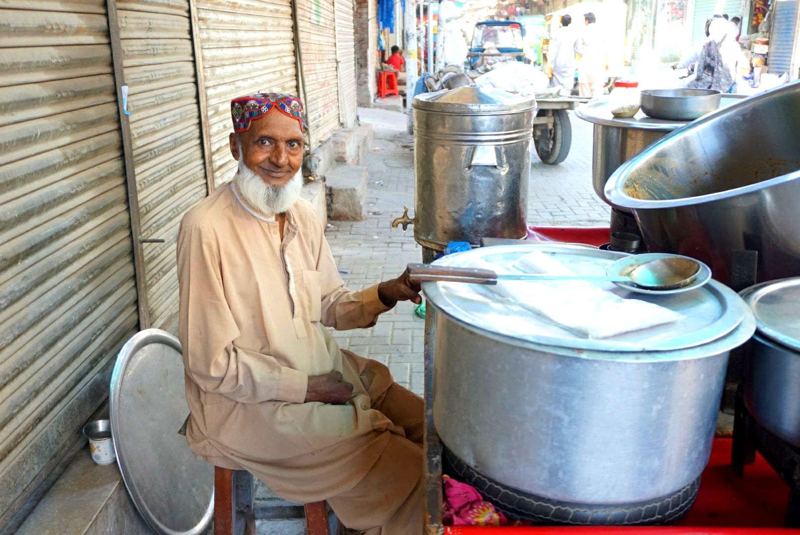 kulinarischen Entdeckerreise durch Pakistan