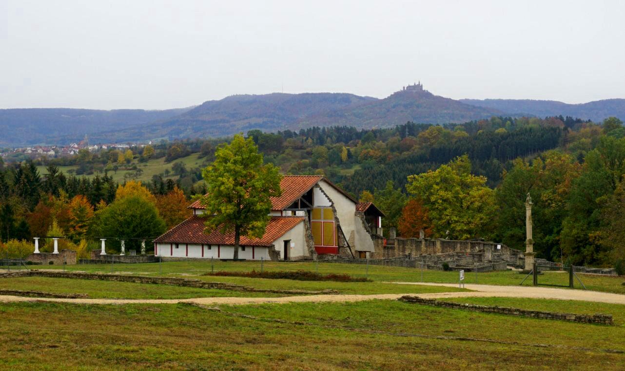 Villa Rusticae in Hechingen-Stein