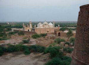 Bahawalpur nahe der Wüste Cholistan