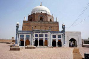 Multan, die Stadt der Schreine