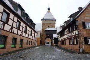 mittelalterliche Cadolzburg