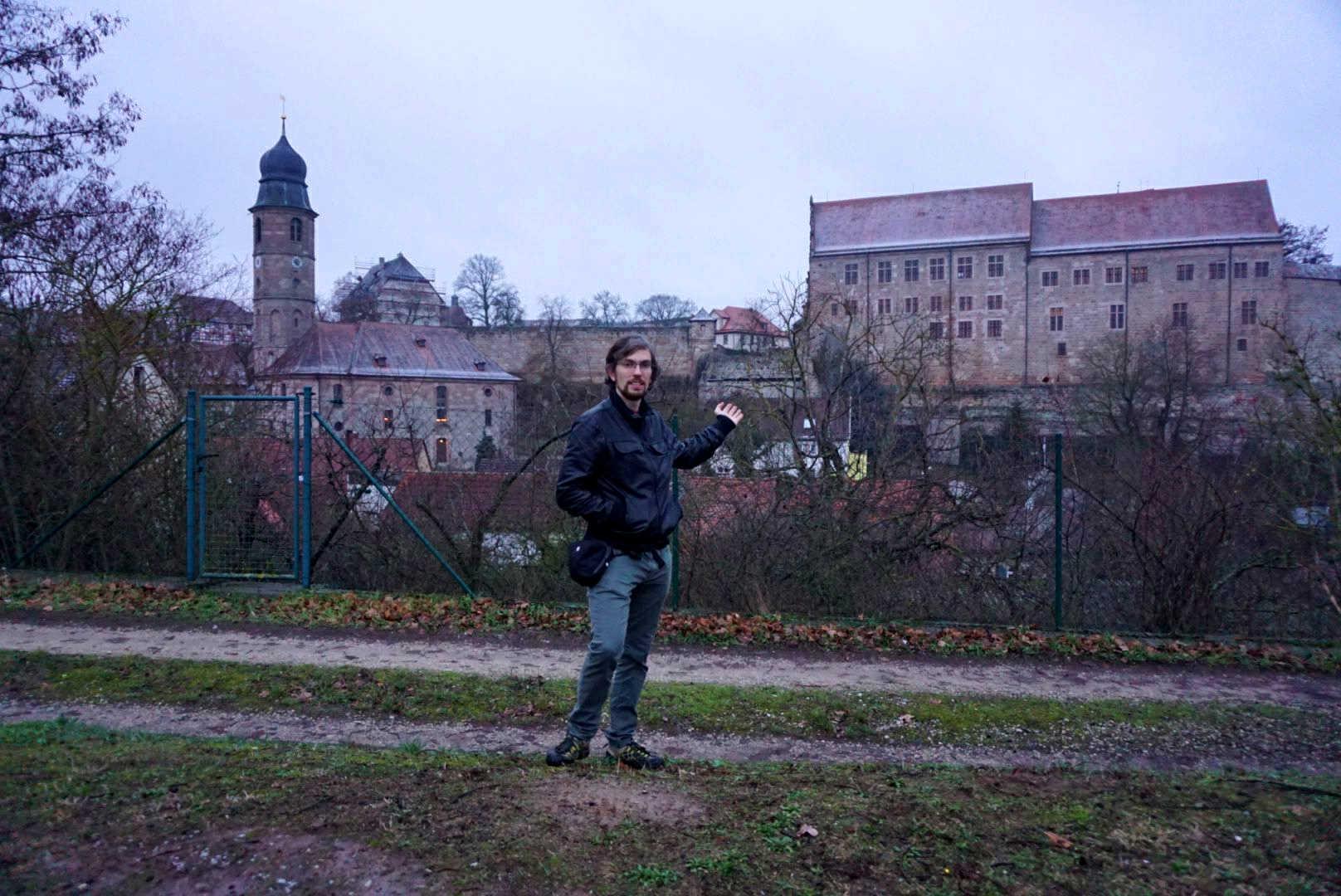mittelalterliches Cadolzburg