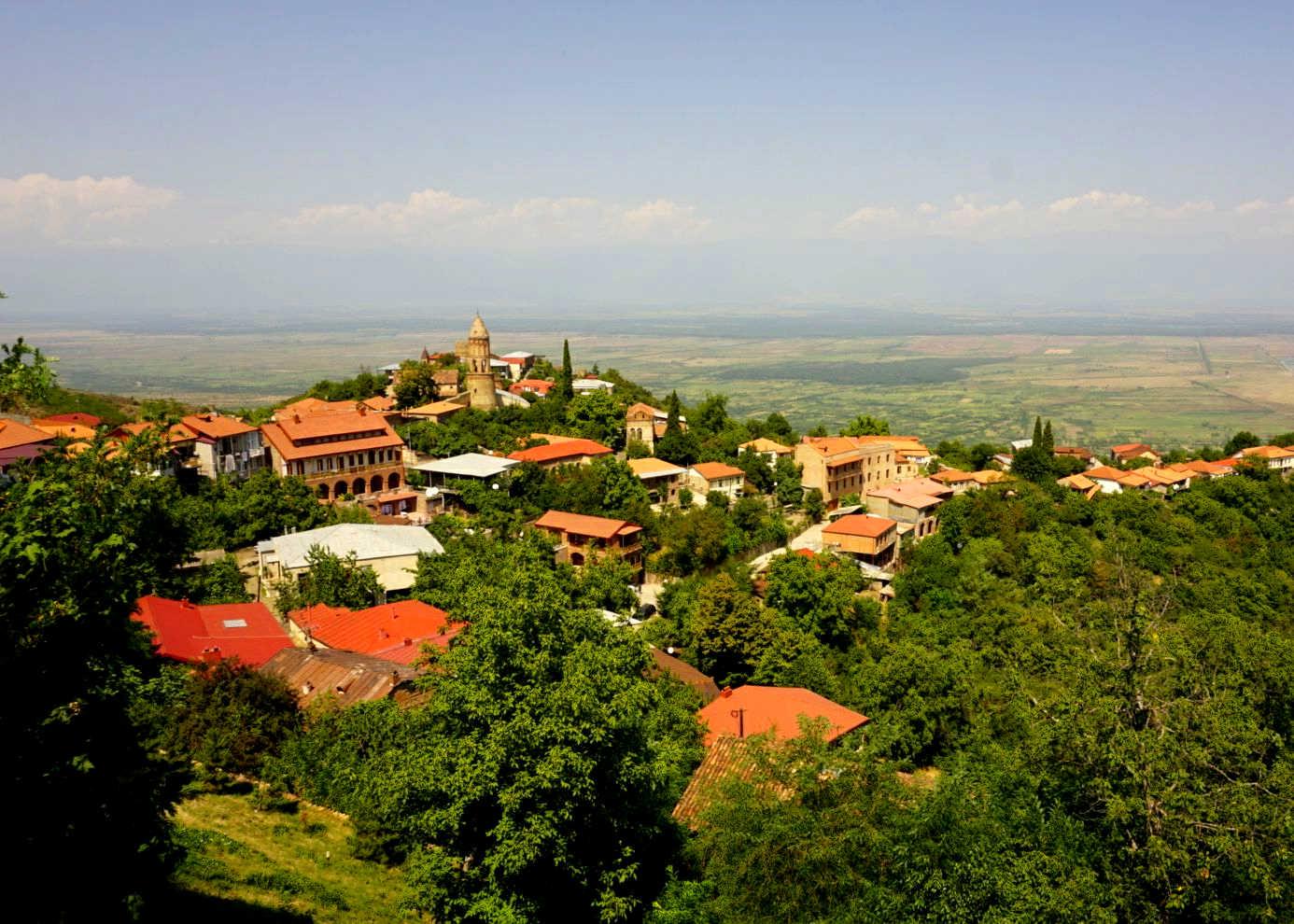 Georgien für Genießer Batumi Kachetien